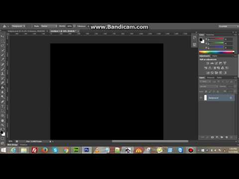 how to make web container size in photoshop