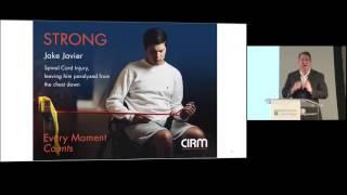 #CIRMSymposium: Keynote Address -  Randal Mills