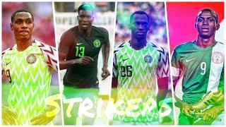 Who Should Be Nigeria's Striker   AFCON 2019   SIMY, Ighalo, Onuachu, Osimhen