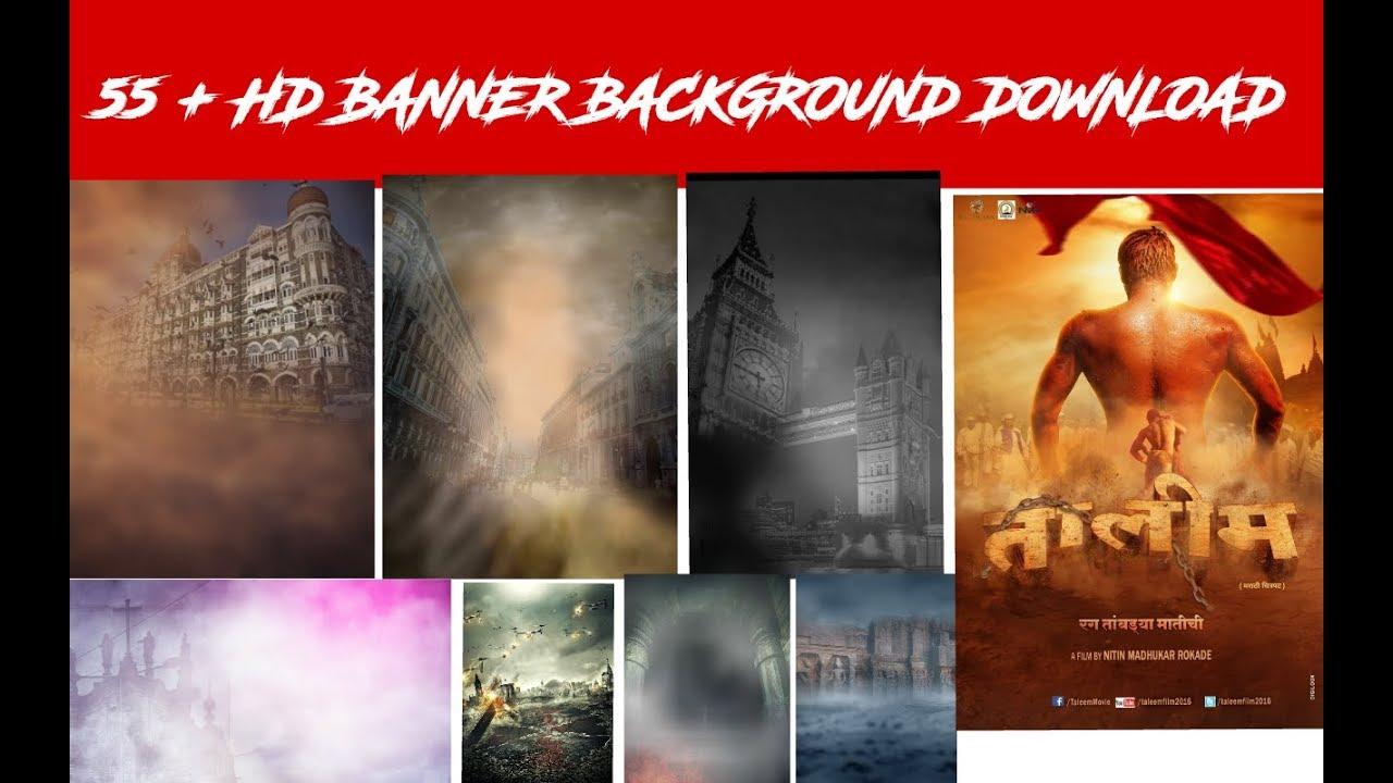 55 Hd Banner Background Download Link Saurabh Editz Youtube