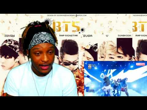 First Time Seeing BTS (Bulletproof Boy Scouts) - MIC Drop (FIRST EVER BTS COMEBACK SHOW) | REACTION!