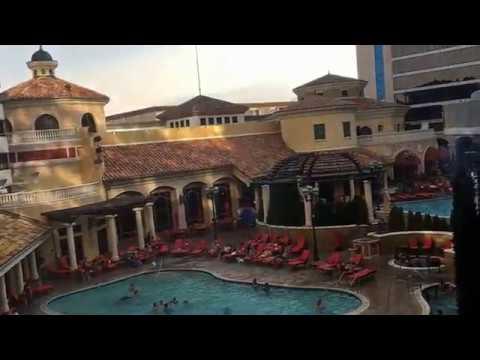 PEPPERMILL HOTEL at RENO NEVADA | VACATION VLOG ARIANA JZ TV