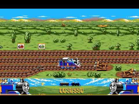 Peakstar Software - Thomas the Tank Engine & Friends - 1992 - YouTube