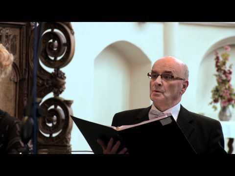 Frieden door het Fries Mannen Ensemble mmv Judith Sportel
