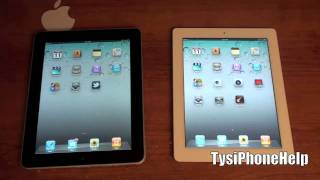 iPad 1 vs. iPad 2 - Whats new?