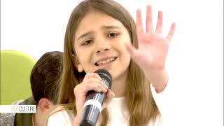 Skuadra e Miriam karaoke në Pop Culture