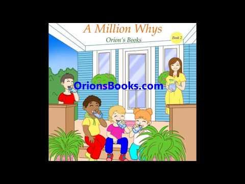 A Million Whys (Orion's Books) by Jeta Vojkollari