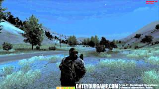 Arma 2 Combined Operation Coop Gameplay