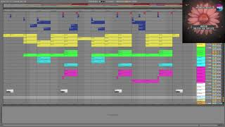 Dance Pop Ableton Template Boonk