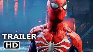 PS4 - Spider-Man Gameplay Trailer (E3 2018)