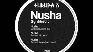 Nusha - Synthetic (Mario Aureo Remix)