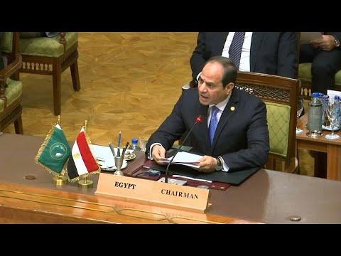 السيسي: توافق أفريقي لمنح المجلس العسكري في السودان وقتا لإرساء نظام ديمقراطي …  - نشر قبل 10 دقيقة