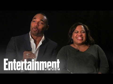 Grey's Anatomy: Chandra Wilson & Jason George Tease Season 13 Drama   Entertainment Weekly