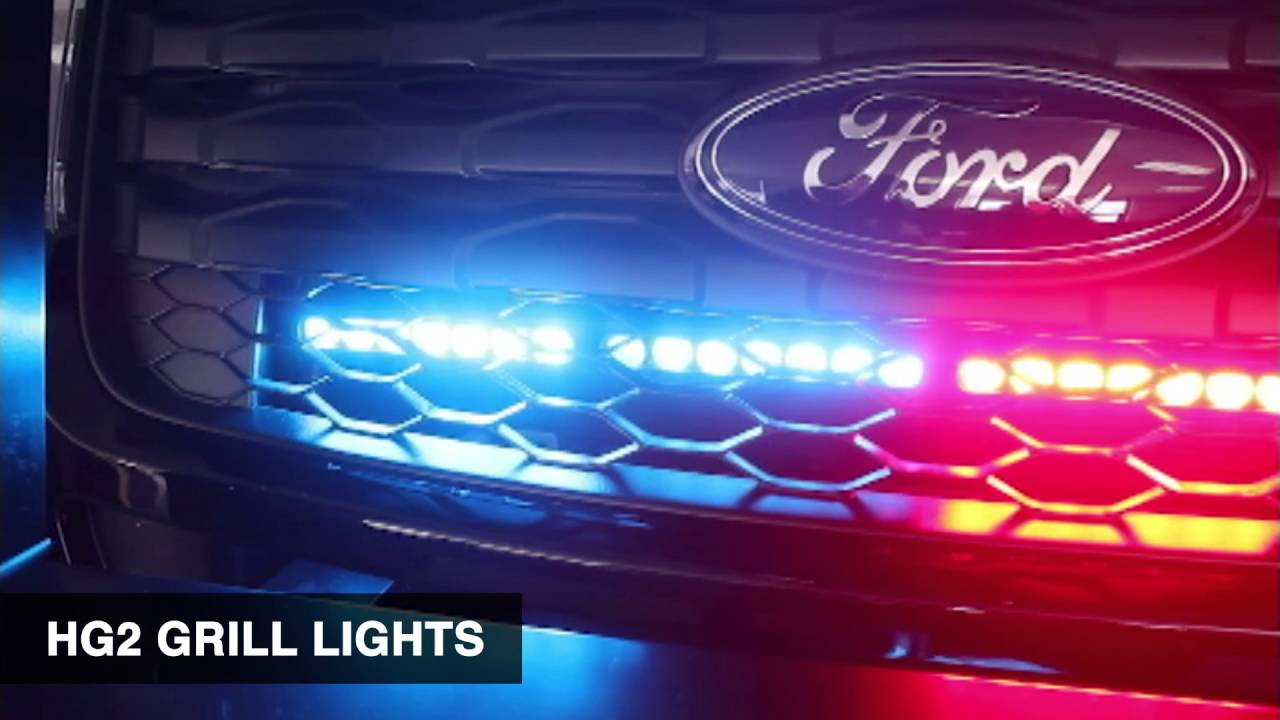 HG2 Emergency Lighting  HG2 Grill Lights  YouTube