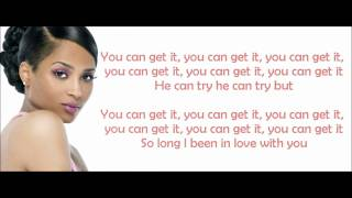 Watch Ciara You Can Get It video