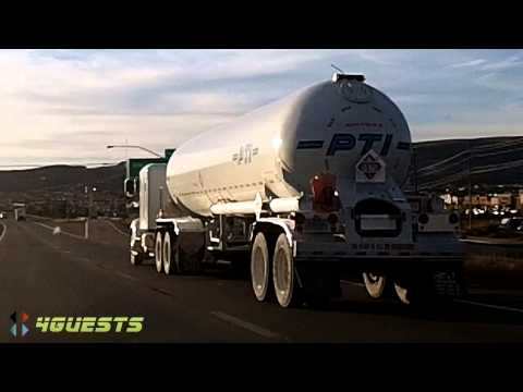 PTI Trucking (liquefied petroleum gas) Truck