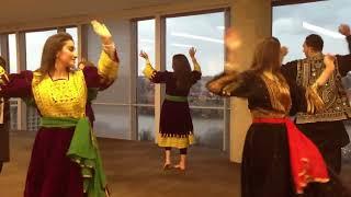 Afghan Attan - Deloitte Cultural Expo