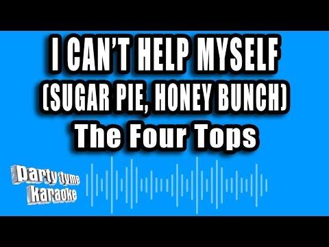 The Four Tops - I Can't Help Myself (Sugar Pie, Honey Bunch) (Karaoke Version)