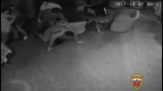 Смотреть видео Оперативники Северо-Западного округа задержали подозреваемого в покушении на убийство онлайн