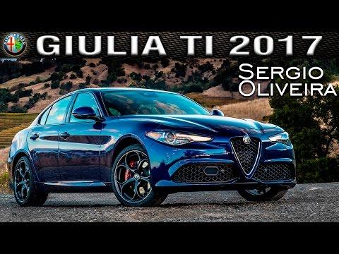 Alfa Romeo Giulia Ti 2017