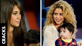 La esposa de Messi, Antonella Roccuzzo, no soporta a Shakira