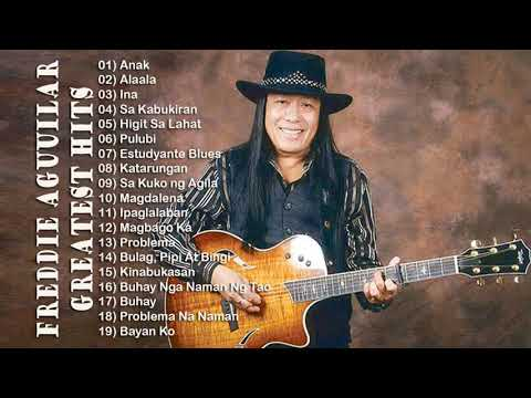 Download FREDDIE AGUILAR GREATEST HITS