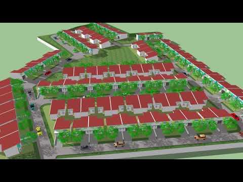 2D Site Plan