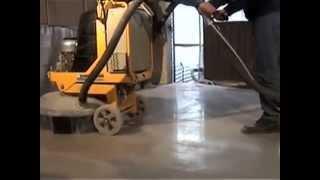 Polishing Concrete Floor Renovation,grinding Concrete