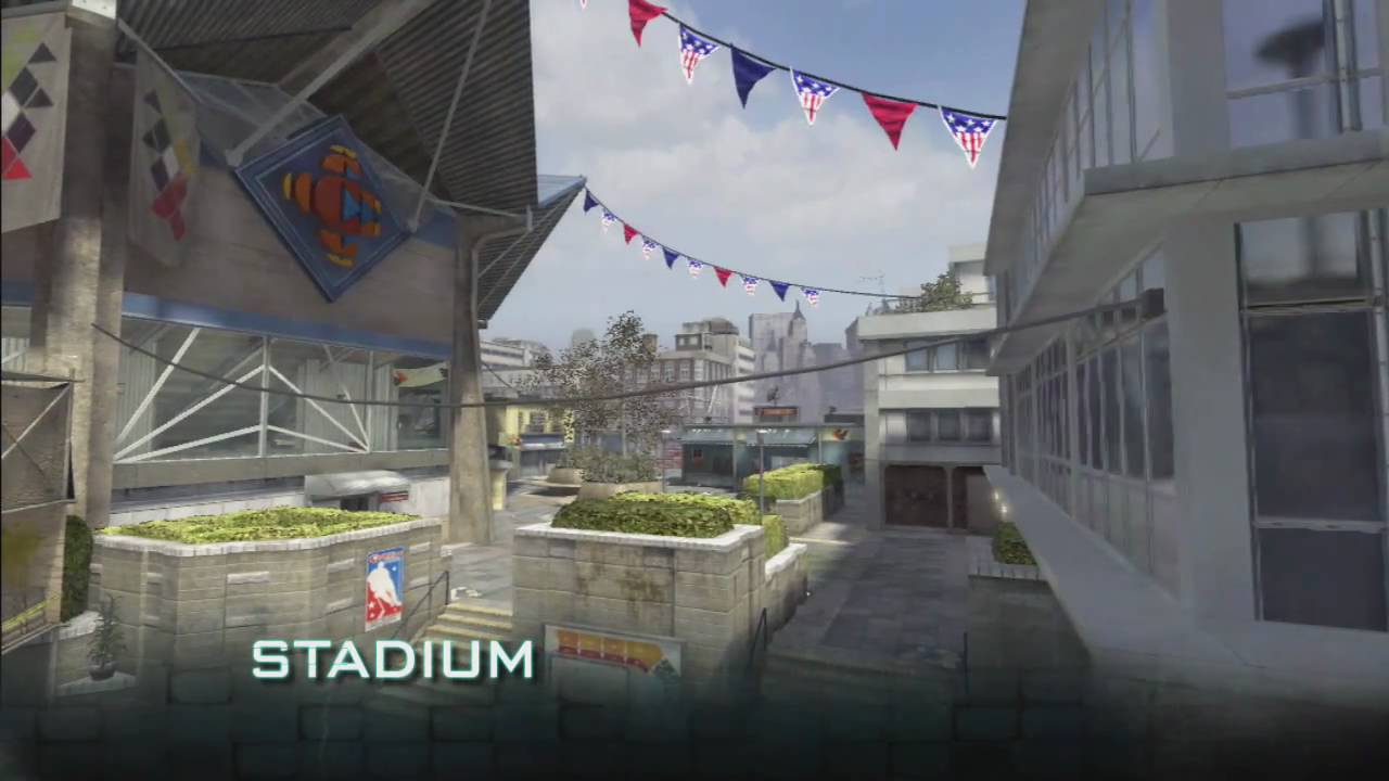 A Look At Call of Duty: Black Ops' New Map Pack, Due Feb. 1 Call Of Duty First Strike Map Pack on
