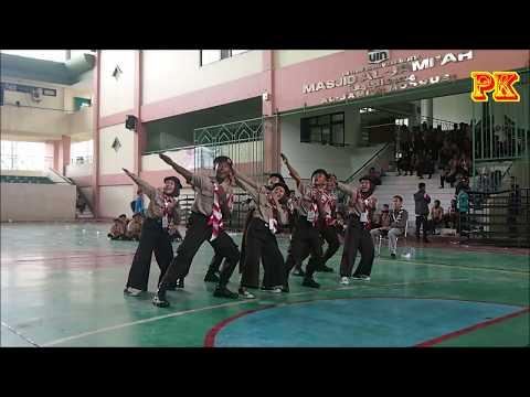 Yel-yel Pramuka Keren SMP PGRI 2 Ciputat Tangsel || Giat Prestasi 2017 UIN Jakarta