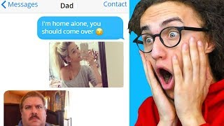 HILARIOUS GIRLFRIEND Wrong Number TEXTS!