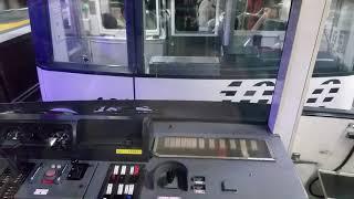 京急ドレミ1000形 + 悲鳴1000形 連結部の音 ドレミ車側