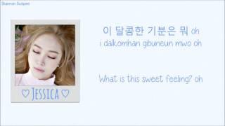 Jessica - Wonderland Lyrics [Han/Rom/Eng]