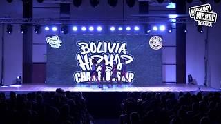 GIRL POWER / BOLIVIA HIP HOP DANCE CHAMPIONSHIP 2019 / PRELIMINAR JUNIOR DIVISION