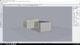 ndu cad 5 rhinoceros 3d interface tutorial