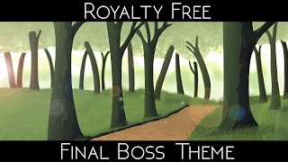 Video Final Boss Theme - Royalty Free Music (Techno, synth, dramatic) + Download link download MP3, 3GP, MP4, WEBM, AVI, FLV Mei 2018