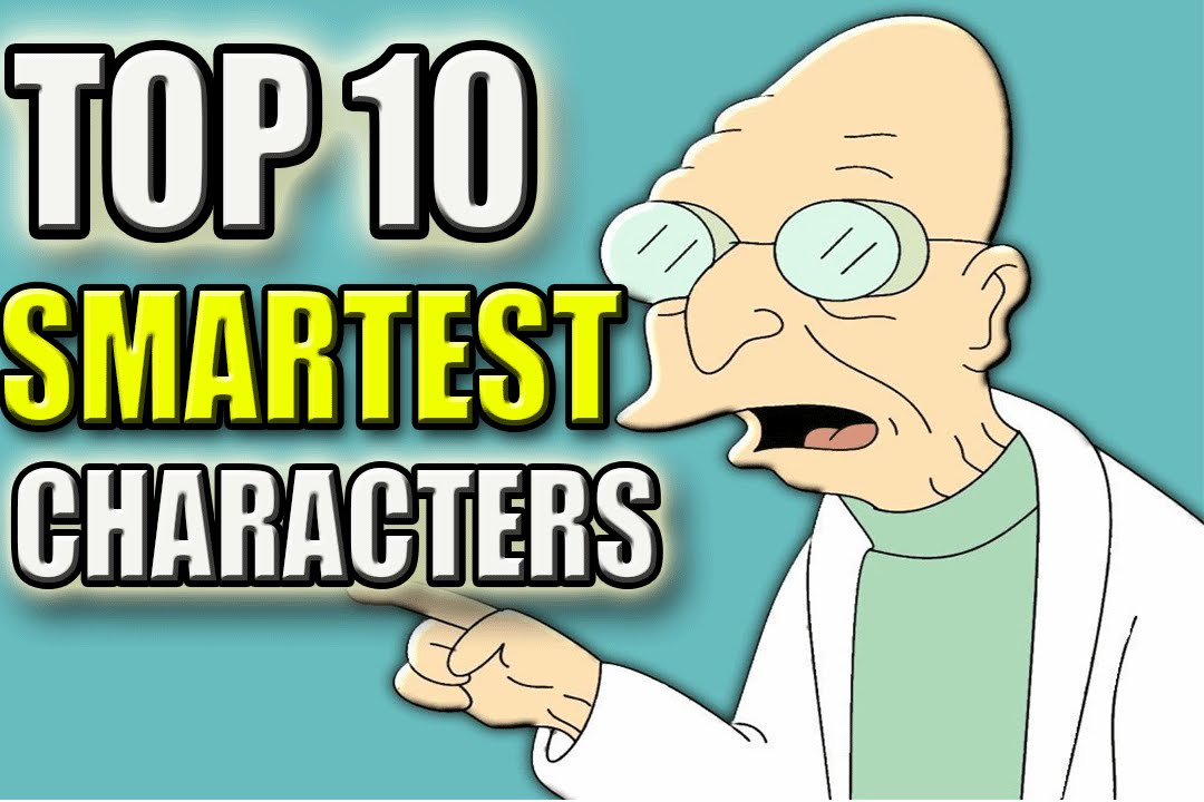 8 Disturbing Cartoon Characters : Top smartest cartoon characters of all time youtube