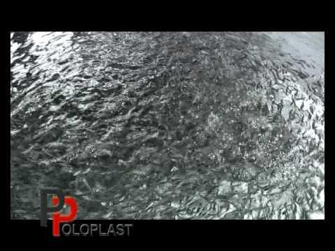 Rete anti volatili per allevamenti ittici doovi for Vasche per allevamento trote