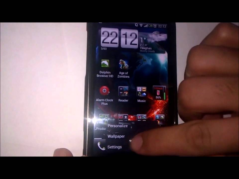 android revolution hd 6.4.0 ics rom