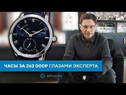 Новые часы Frederique Constant глазами часового эксперта | Модель FC-723NR3S6 | AllTime