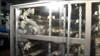 Industrial Bun Divider Rounder Bread Roll Line Fortuna Primus KM-4 proofer & seed & pretzel unit