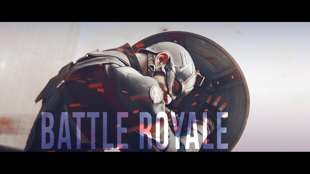 marvel || battle royale