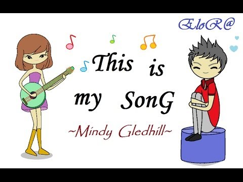 This Is My Song - Mindy Gledhill - YouTube