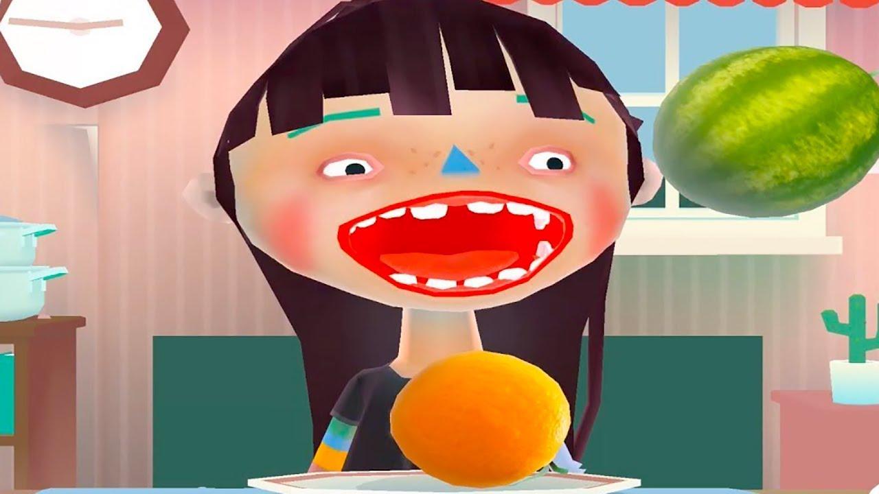 Jugar Juegos De Cocina Divertidos De Cocina   Toca Kitchen 2   Cocinar  Platos Divertidos