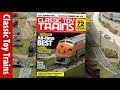 Inside the May issue of Classic Toy Trains magazine