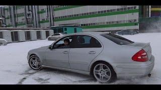 видео Купить тюнинг обвес Mercedes Benz E-Class W211