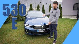 BMW 530e - Lux, Sportivitate și Electroni - Cavaleria.ro