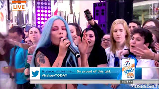 Halsey   'Colors' LIVE TODAY