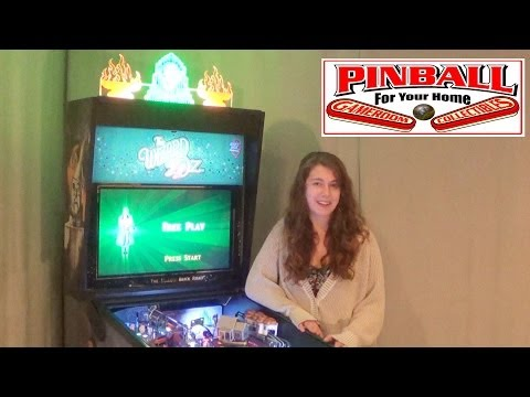 WIZARD OF OZ EMERALD CITY LIMITED EDITION Pinball Machine ~ GRC Feature Review Rules Gameplay!