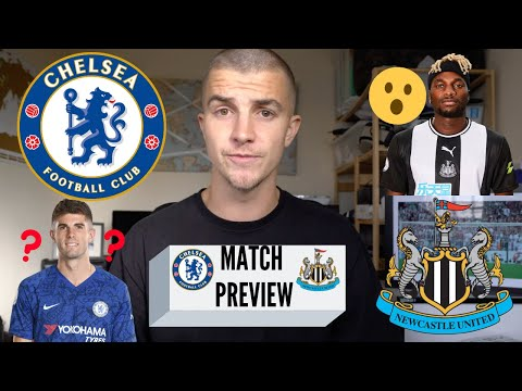 CHELSEA Vs NEWCASTLE MATCH PREVIEW || INJURY SETBACKS, TACTICAL DECISIONS...